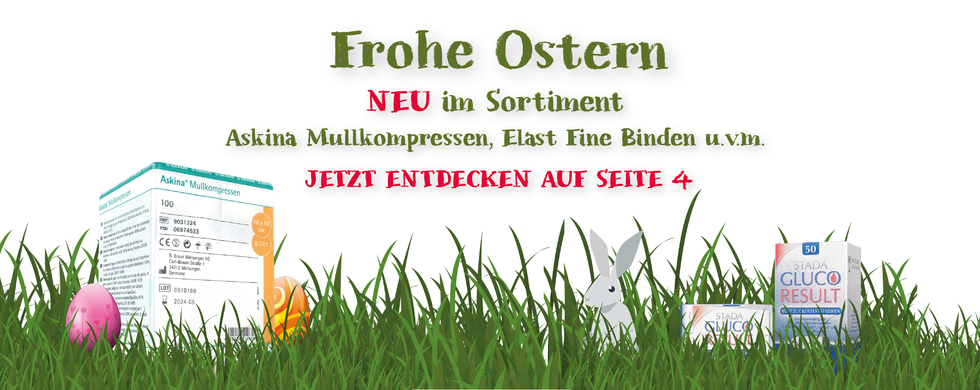 Neu im April